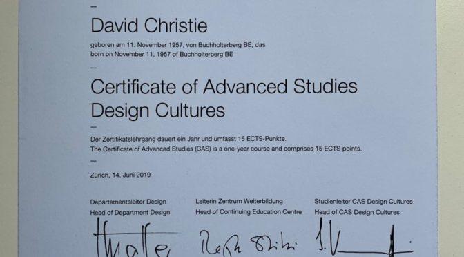 Studies completed 3